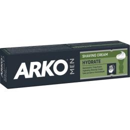 """Arko крем для бритья """"Hydrate"""", 65 г"""