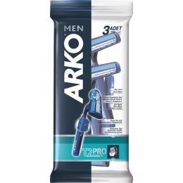 "Arko men станок для бритья ""T2 PRO"" 2 лезвия"