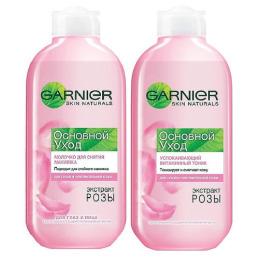 """Garnier набор женский """"Основной уход"""" для сухой чувствительной кожи"""