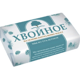"НЖМК мыло туалетное ""Хвойное"" натуральное"