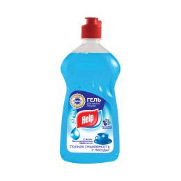 """Help гель для мытья посуды """"Антибактериальный"""""""