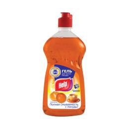"Help гель для мытья посуды ""Апельсин"""
