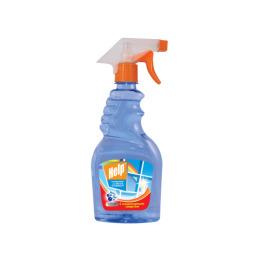 Help средство для мытья стекол с нашатырным спиртом с распылителем
