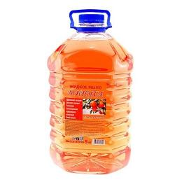 """Минута жидкое мыло """"Цветы апельсина"""" канистра"""