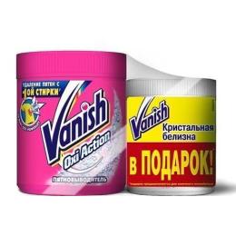 """Vanish пятновыводитель """"Oxi action. Кристальная белизна"""""""