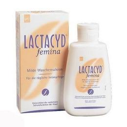 Lactacyd Femina средство для интимной гигиены ежедневное