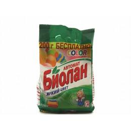 """Биолан порошок стиральный """"Колор """" автомат"""