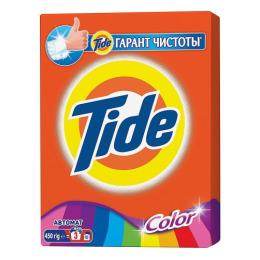 """Tide стиральный порошок """"Color"""" автомат, 450 г"""