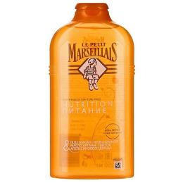 """Le Petit Marseillais гель-масло для душа """"Питание"""" масло арганы и цветок апельсинового дерева"""