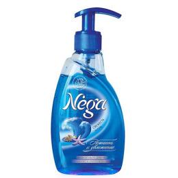 """Nega мыло жидкое """"Свежесть моря"""" с дозатором"""