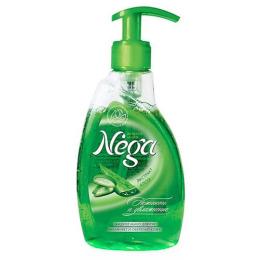 """Nega мыло жидкое """"Экстракт алоэ"""" с дозатором"""
