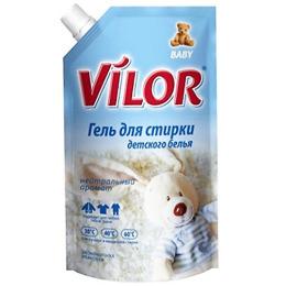 """Vilor жидкое средство """"Нейтральный запах"""" для стирки детского белья"""
