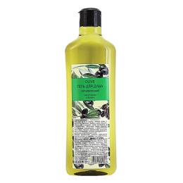 """Природная Аптека гель для душа """"Olive. Увлажняющий. Масло зеленой оливы и бамбук"""""""