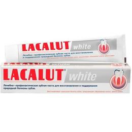 """Lacalut зубная паста """"White"""""""