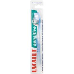 """Lacalut зубная щетка """"Sensitive"""" для ухода за чувствительными зубами"""