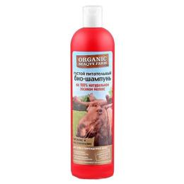 """Organic beauty farm био-шампунь для волос """"Питательный"""" на 100 % натуральном лосином молоке"""