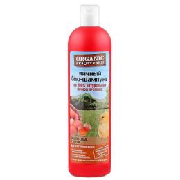 """Organic beauty farm био-шампунь для волос """"Яичный"""" на 100 % натуральном яичном протеине"""