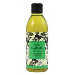 """Природная Аптека бальзам-кондиционер """"OLIVE. Масло зеленой оливы и бамбук"""" для всех типов волос"""