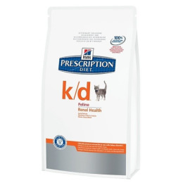 "Hill's корм для кошек ""Prescription Diet"" k/d для почек"