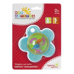 """Мир детства игрушка для ванной """"Цветик-семицветик"""""""
