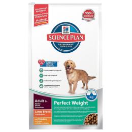 """Hill's корм для взрослых собак """"Science Plan. Идеальный вес"""""""