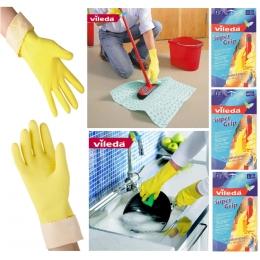 """Vileda перчатки """"Der Griffige"""" универсальные, размер M, 1 пара"""
