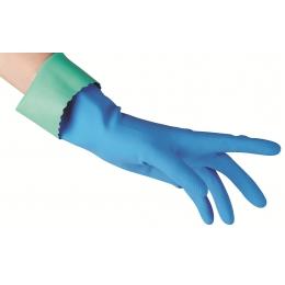 """Vileda перчатки """"Comfort & Care"""" для чувствительной кожи рук, размер L, 1 пара"""