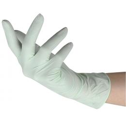 "Vileda перчатки ""Multi Care"" одноразовые, с бальзамом, размер S/M, 10 шт + 2 шт"
