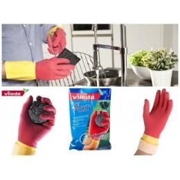 """Vileda перчатки """"Der Robuste"""" особо прочные, размер L, 1 пара"""