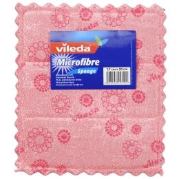 Vileda салфетка впитывающая с микрофиброй неупакованная 1 шт