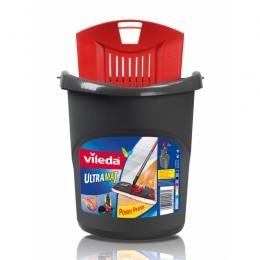 "Vileda ведро ""Ultramat"" с насадкой для отжима плоских швабр"
