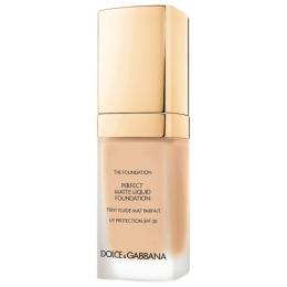 Dolce & Gabbana матирующий тональный крем, 30 мл