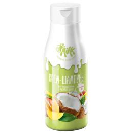 """Milk крем-шампунь """"Тонизирующий микс"""" для окрашенных и тусклых волос"""
