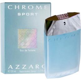 """Azzaro Chrome туалетная вода мужская """"Sport"""" спрей"""