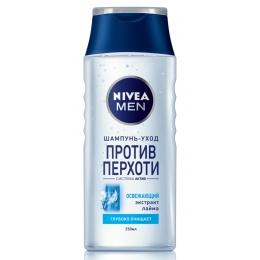 """Nivea шампунь """"Pure"""" против перхоти мужской, 250 мл"""