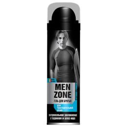 """Menzone гель для бритья """"HYDRO FORCE"""" для чувствительной кожи"""