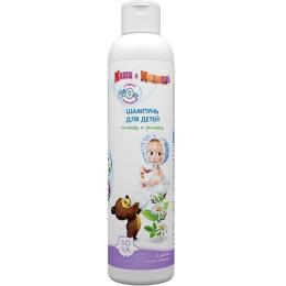 Маша и медведь шампунь для детей в возрасте от 0 лет