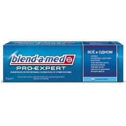 "Blend-a-med зубная паста ""ProExpert. Все в одном. Свежая Мята"""