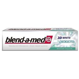 """Blend-a-med зубная паста  """"3D White. Свежесть. Мятный Поцелуй"""""""