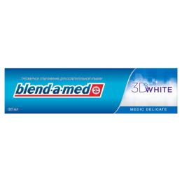 "Blend-a-med зубная паста ""3D White"""