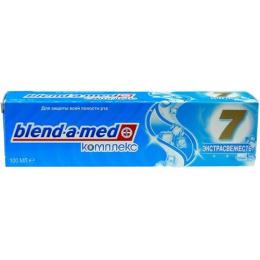 """Blend-a-med зубная паста """"Complete 7. Экстра свежесть"""""""