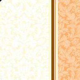 "Plushe салфетки ""Дамаск персиковый"" 33 х 33 см, 3 слоя"
