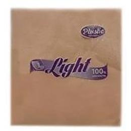 "Plushe салфетки ""Light. Абрикос"" 1 слой"