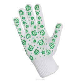 Хозяюшка Мила перчатки для работ в саду нейлоновые