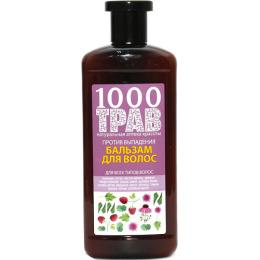 """1000 Трав бальзам для волос """"Против выпадения"""""""