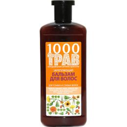 """1000 Трав бальзам для волос """"Укрепляющий"""""""