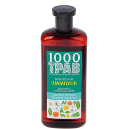 """1000 Трав шампунь для волос """"Питательный"""""""