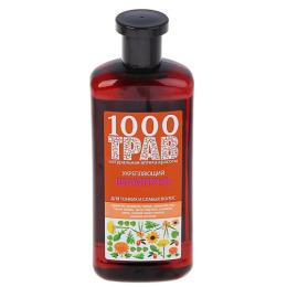 """1000 Трав шампунь для волос """"Укрепляющий"""""""