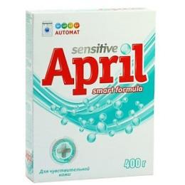 April стиральный порошок для чувствительной кожи автомат