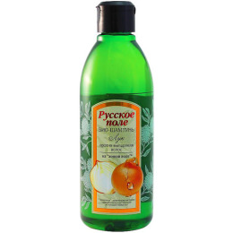 """Русское поле био-шампунь """"Лук. На основе активной вытяжки из репчатого лука"""" против выпадения волос"""